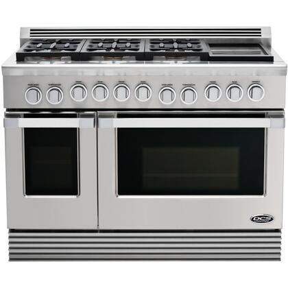 "DCS RDU486GDN 48"" Professional Series Gas Freestanding"