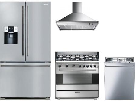 Smeg 798731 Kitchen Appliance Packages