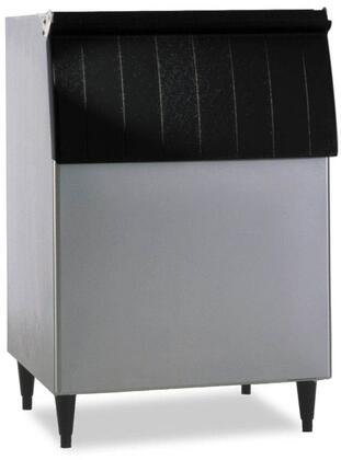 "Hoshizaki B-500 30"" AHRI Rated Ice Storage Bin With 360 lbs. Storage Capacity And H-Guard Plus: Stainless Steel"