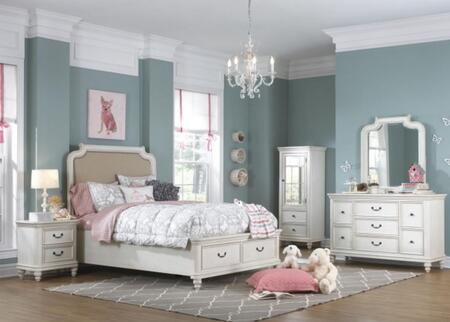 Samuel Lawrence 8895303411SET Madison Twin Bedroom Sets