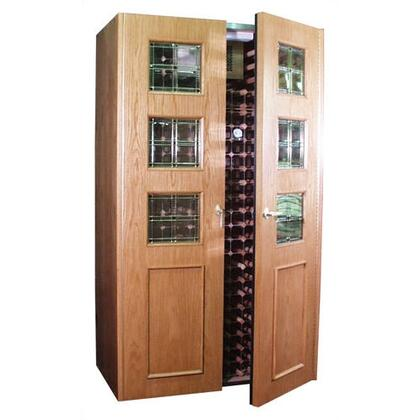 "Vinotemp VINO700EMPIREBDC 51"" Wine Cooler"