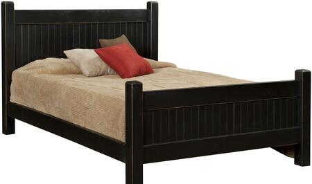 Chelsea Home Furniture 465130TWNB Verdad Shaker Series  Twin Size Panel Bed