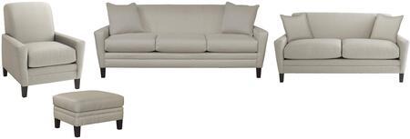 Bassett Furniture 3923FCFC1551SLCO Drake Living Room Sets