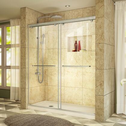 DreamLine Charisma Shower Door RS39 60 04 22B Left Drain E