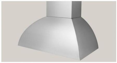 """BlueStar Laramie BSLARAI42 42"""" Island Range Hood with 3 Speed Fan, Stainless Steel Baffle Filters and Halogen Lamps, in"""