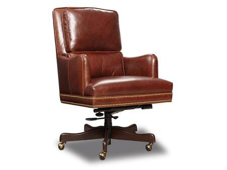 Hooker Furniture EC464-0 Balmoral Series Traditional-Style Home Office Chair