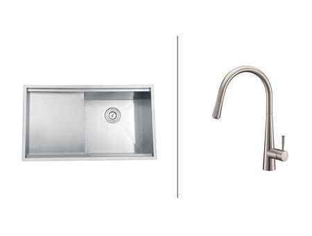 Ruvati RVC2363 Kitchen Sink