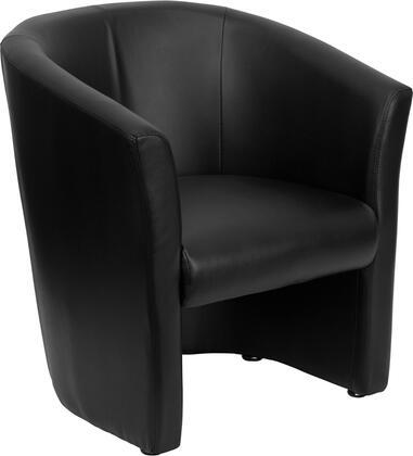 "Flash Furniture GOS01BKQTRGG 27.25"" Contemporary Office Chair"