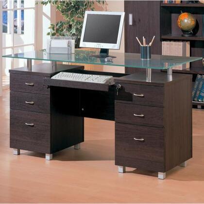 Coaster 800231  Wood Desk