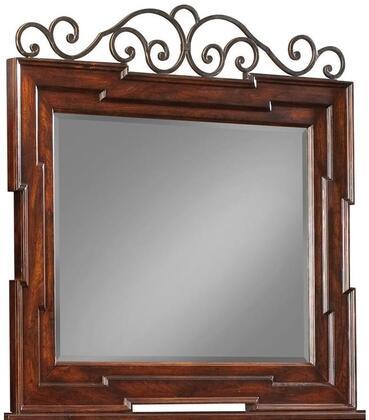 Klaussner 872660 San Marcos Series Rectangle Portrait Dresser Mirror
