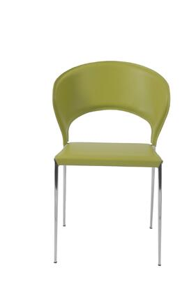Euro Style 02472GNR Moira Series  Dining Room Chair