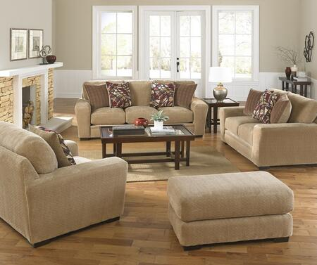 Jackson Furniture 44874PCSTLARMBNKIT1OA Prescott Living Room