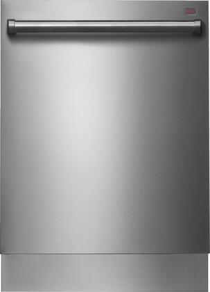 Asko D5654XXLHS Built In Dishwasher with AquaLevel Sensor, Turbo Drying, AquaSafe, SteamSafe, KidLock in Stainless Steel