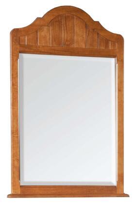 Durham 105181WORL Bayview Series Rectangular Portrait Dresser Mirror