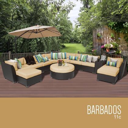 BARBADOS 11c SESAME