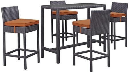 Modway EEI1964EXPORASET  Patio Sets