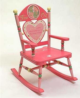 Levels of Discovery RAB0000 Rock A Buddies Time Out Chair With a Heart:
