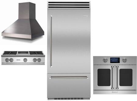 BlueStar 751270 Kitchen Appliance Packages
