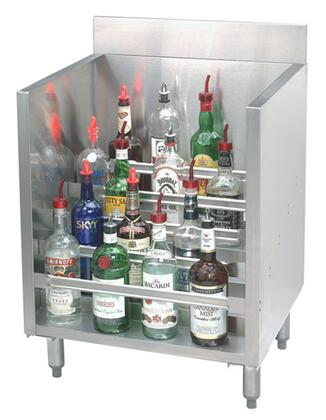 Liquor Bottle Display Unit