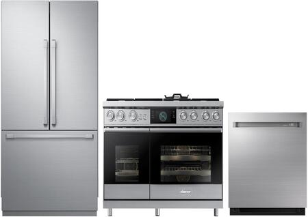 Dacor 878435 Modernist Kitchen Appliance Packages ...
