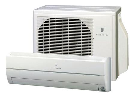 Friedrich M12YH Mini Split Air Conditioner Cooling Area,