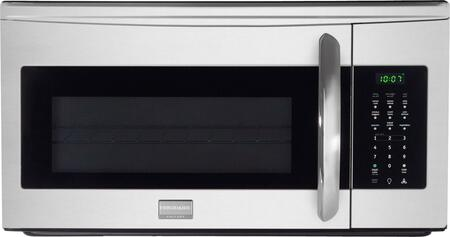Frigidaire FGMV174KF 1.7 cu. ft. Capacity Over the Range Microwave Oven
