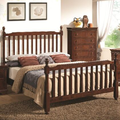 Coaster 202421Q Montgomery Series  Queen Size Poster Bed