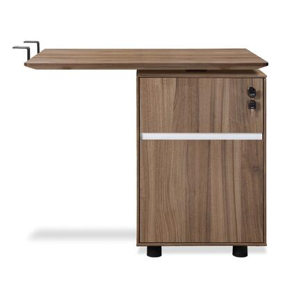 Unique Furniture 307WAL Modern Standard Office Desk