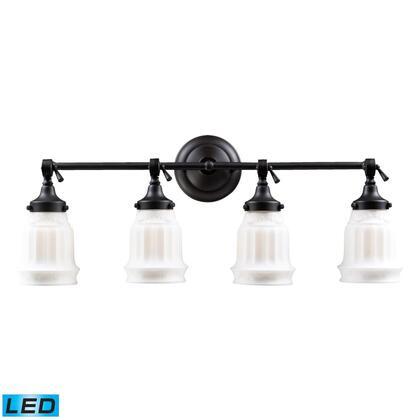 0004300 elk lighting 66214 4 LED.