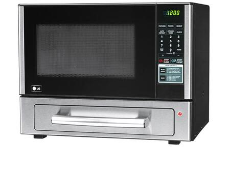 Lg Lcsp1110st Countertop Microwave In Stainless Steel
