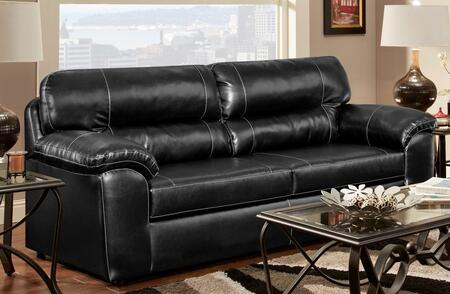 Chelsea Home Furniture 194903TB Cable Series Stationary Polyester Sofa