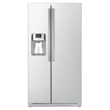 Samsung Appliance RS263TDWP Freestanding Side by Side Refrigerator |Appliances Connection