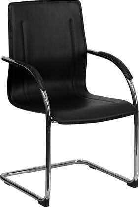 """Flash Furniture BT509BKGG 22.75"""" Contemporary Office Chair"""