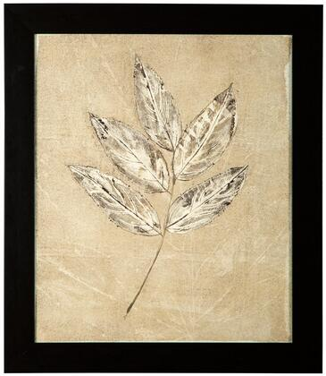 5-Bladed Leaf Wall Art