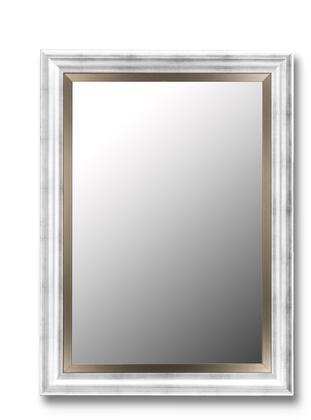 Hitchcock Butterfield 2080000 Cameo Series Rectangular Both Wall Mirror