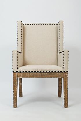 Jofran 15X0198KD Pacific Heights Upholstered Side Chair