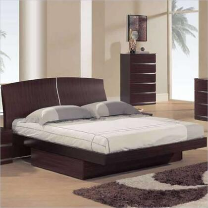 Global Furniture USA B63SMQB  Queen Size Bed