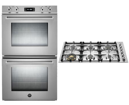Bertazzoni 347067 Professional Kitchen Appliance Packages