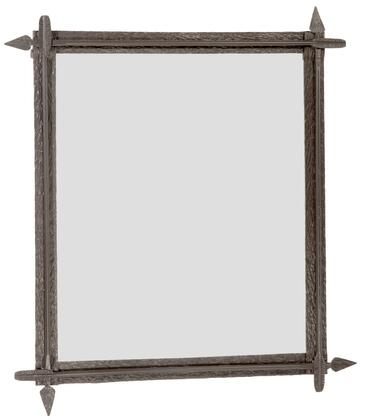 Stone County Ironworks 901-317 Quapaw Wall Mirror