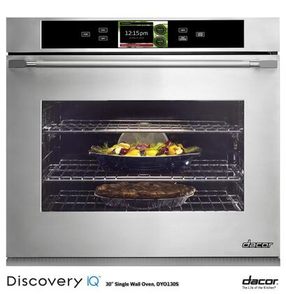 "Dacor DYO130FS 30"" Single Wall Oven, in Stainless Steel with Flush Handle"