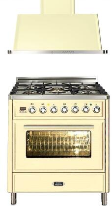 Ilve 721307 Majestic Techno Kitchen Appliance Packages
