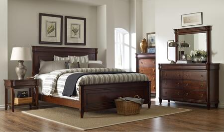 Broyhill 4906QPB2NTCDM Aryell Queen Bedroom Sets