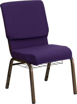 Flash Furniture FDCH02185GVROYBASGG Hercules Series Fabric Metal Frame Accent Chair
