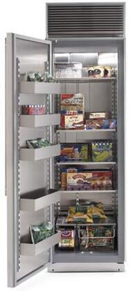 Northland 36AFSBL  Black Counter Depth Refrigerator with 24.1 cu. ft. Capacity