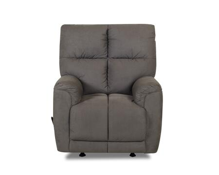 Klaussner BATTLEFORDRRC Battleford Series Casual Microfiber Wood Frame  Recliners