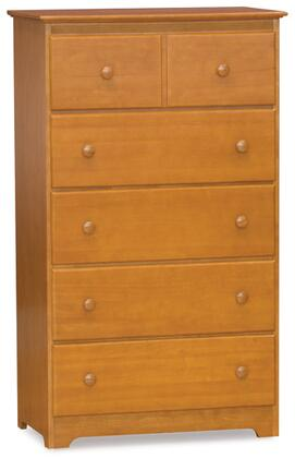 Atlantic Furniture C69407 Windsor Series  Chest