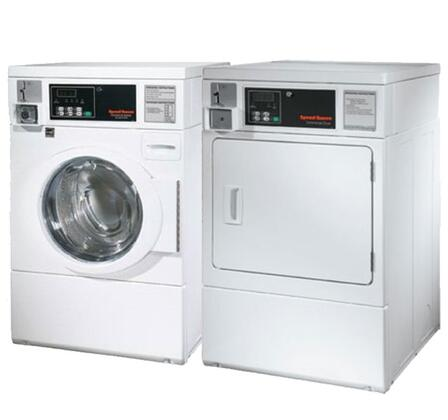 Speed Queen 346196 Washer and Dryer Combos