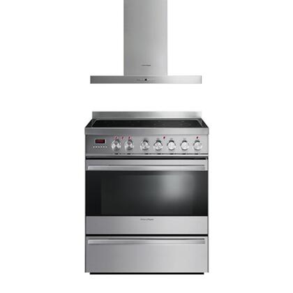 Fisher Paykel 384164 Kitchen Appliance Packages