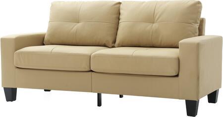 Glory Furniture G462AS Newbury Series Modular Faux Leather Sofa