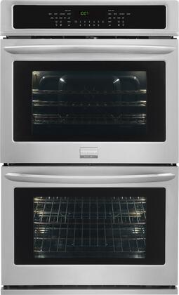 Double Oven Front